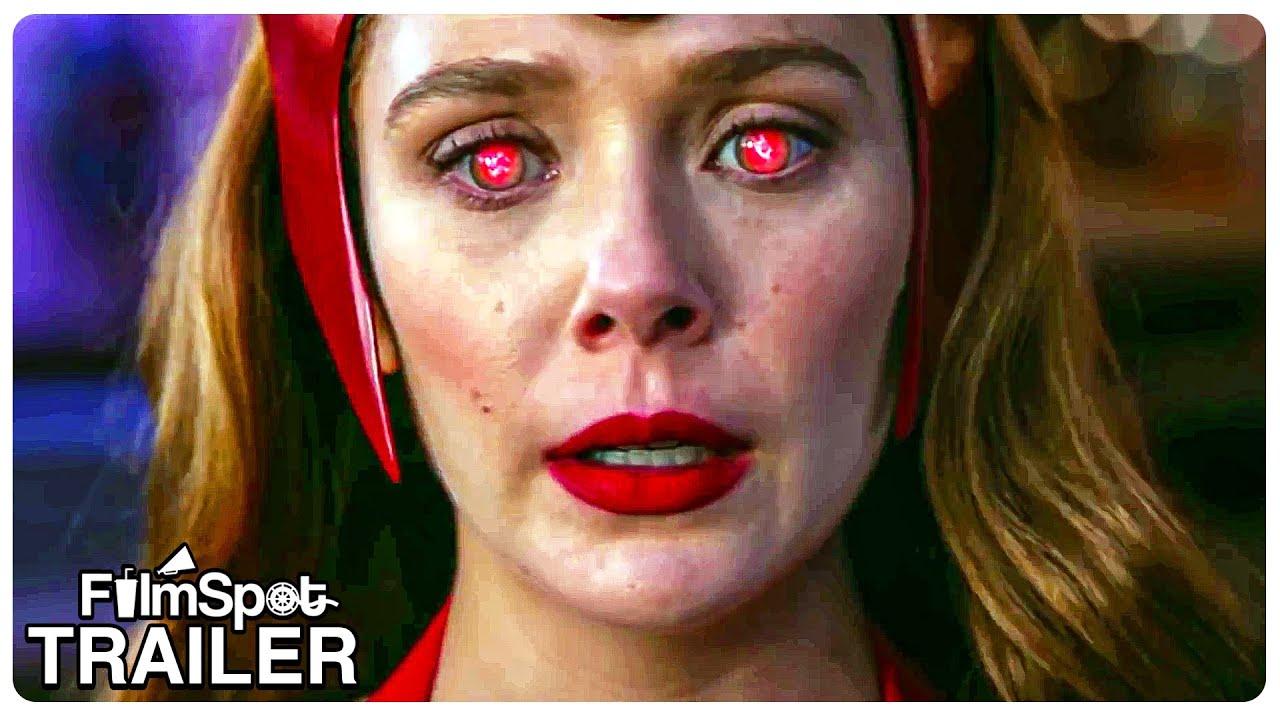 WANDAVISION Finale Trailer Official (NEW 2021) Disney+ Superhero Series HD