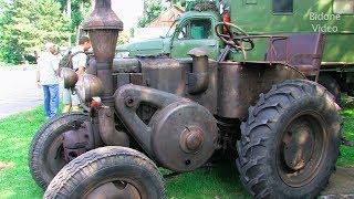 Bulldog Dampf und Diesel 2013 - die Traktoren - historic tractor rally