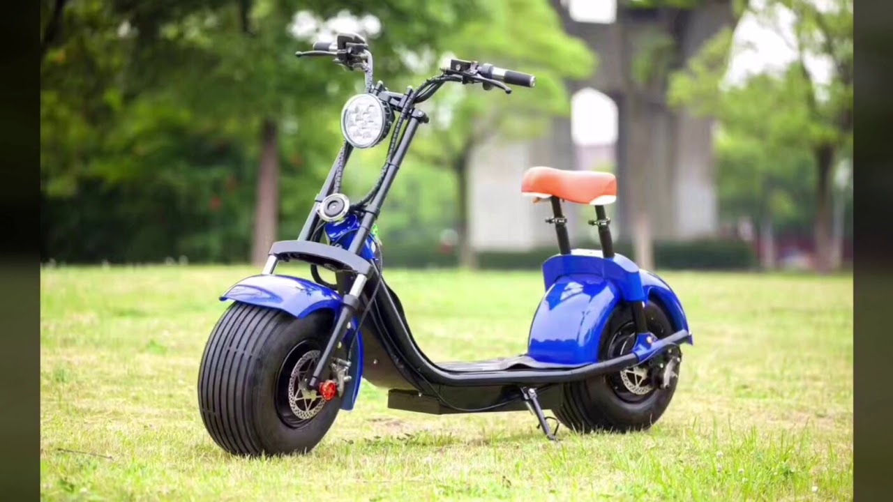 Big electric scooter manufacturer city coco harley el scooter supplier  China motorcycle wholesale