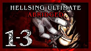Video Hellsing Ultimate Abridged Episodes 1-3 - TeamFourStar (TFS) download MP3, 3GP, MP4, WEBM, AVI, FLV Juli 2018