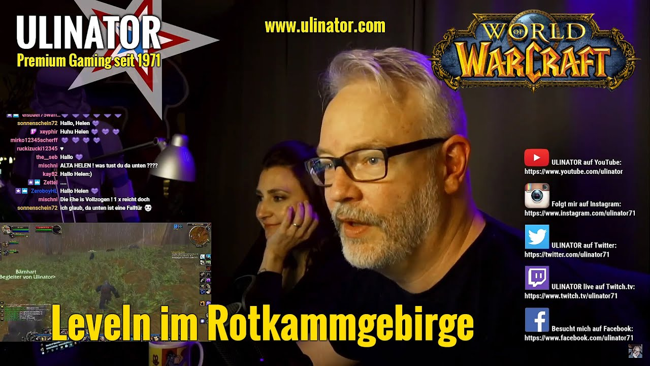 Deutsche Wow Streamer