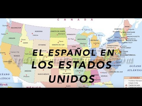 Spanish In The United States