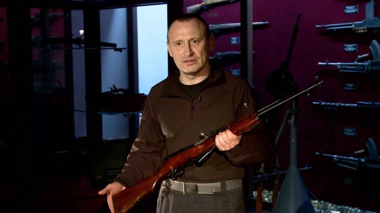 Самозарядный карабин Симонова