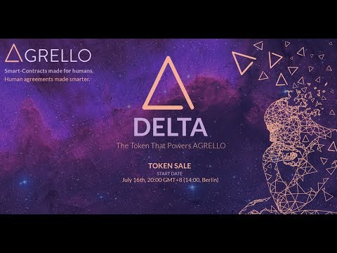 Agrello - smart-contract-based legal agreements ICO review