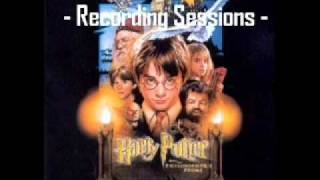 Harry Potter Recording Sessions - The Mirror Of Erised