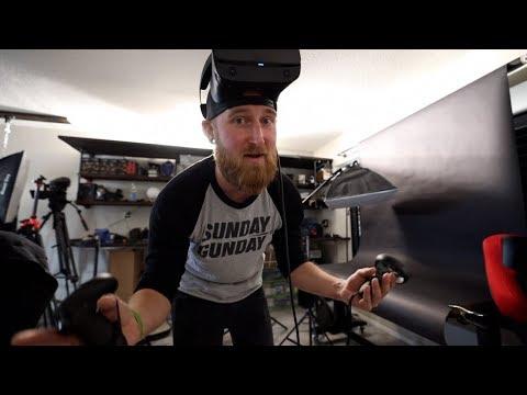 I'm ADDICTED to Virtual Reality   Vegas Vlog