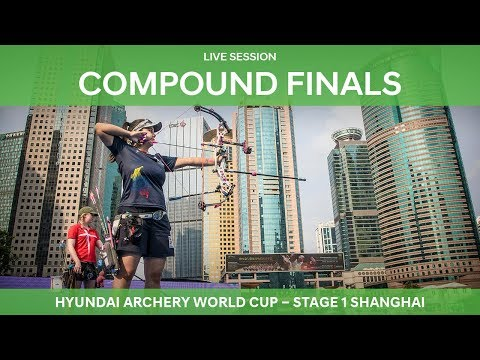 Live Session: Compound Finals | Shanghai 2018 Hyundai Archery World Cup S1