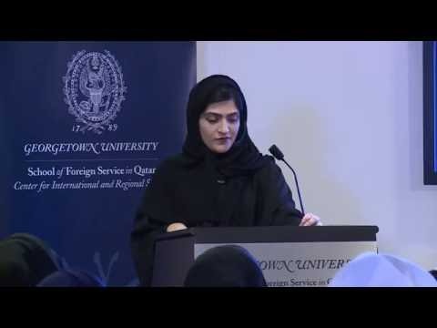 Dr. Reem Al-Ansari tackles Black Money in Qatar and around the world
