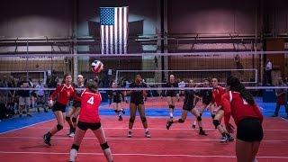 KRVA Girls Volleyball - Harrisburg PA
