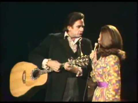 Johnny & June Cash  LongLegged Guitar Pickin' Man