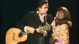 Johnny & June Cash - Long-Legged Guitar Pickin