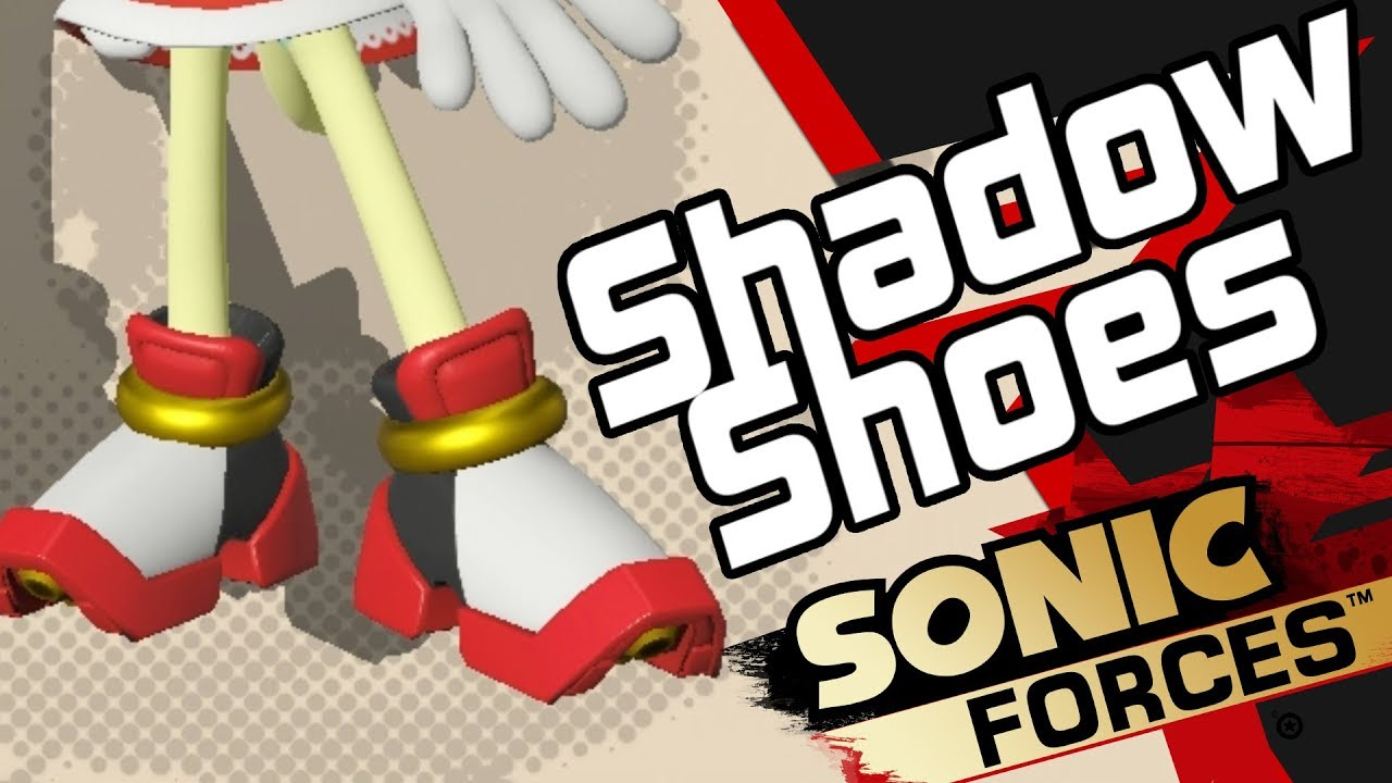 Sonic Forces How To Get Shadow Shoes Youtube