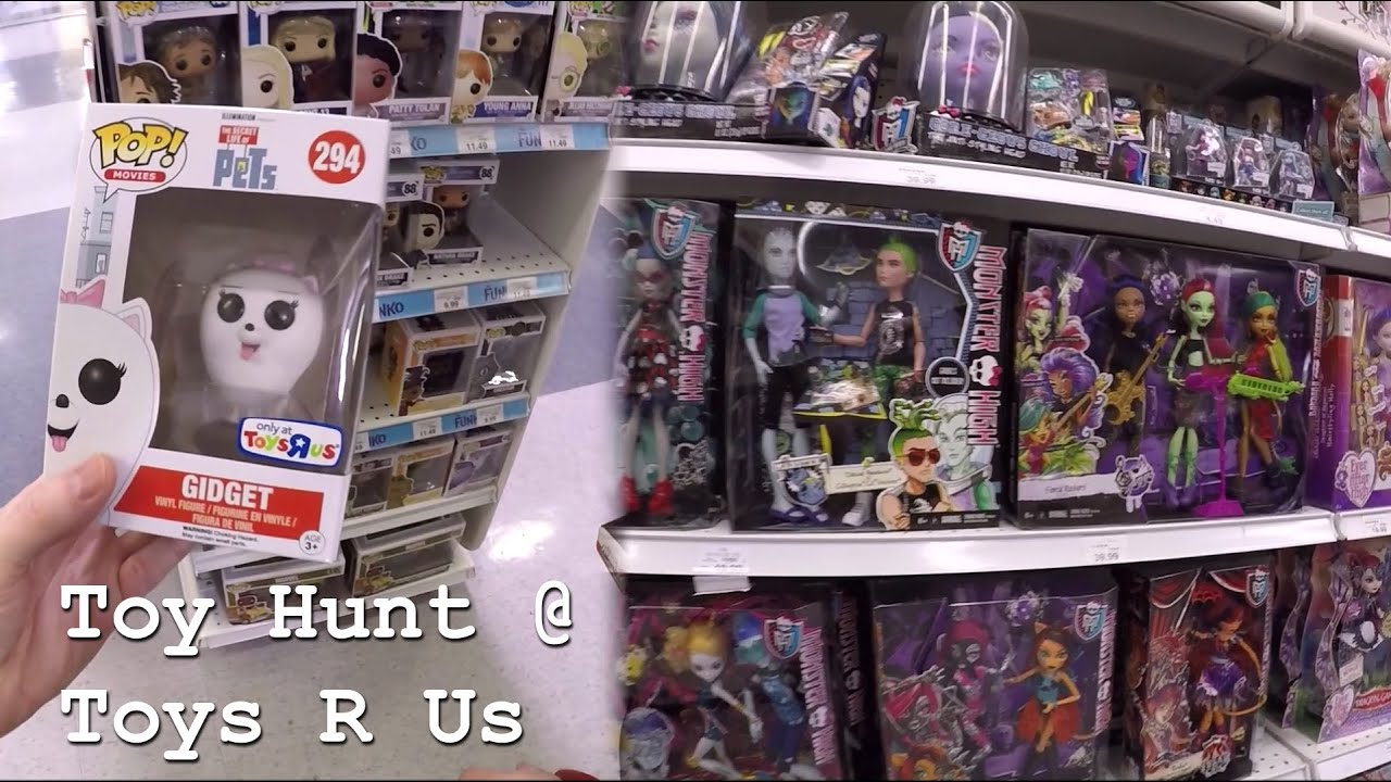 So Many Toys A Toys R Us Toy Treasure Hunt Adventure In