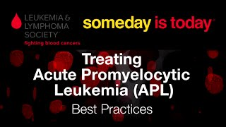 Image for vimeo videos on Treating Acute Promyelocytic Leukemia (APL)