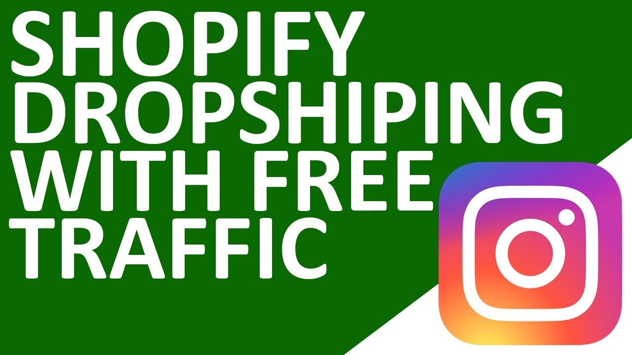 How I Make $1,783/Week on Shopify With FREE Instagram Traffic