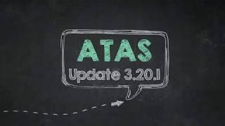Обновление (Update) ATAS v3.20.1. Что нового в платформе.