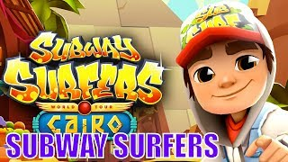 Subway Surfers Android Game Play Video - Games for Kids Subway Surfers Mobile Game Play