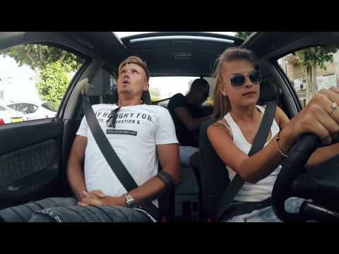 כשגבר נוהג VS בחורה נוהגת