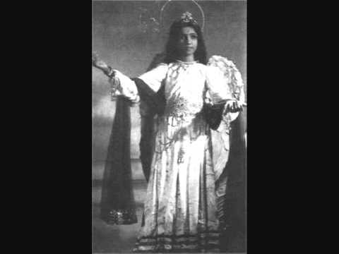 Lata Mangeshkar's first song
