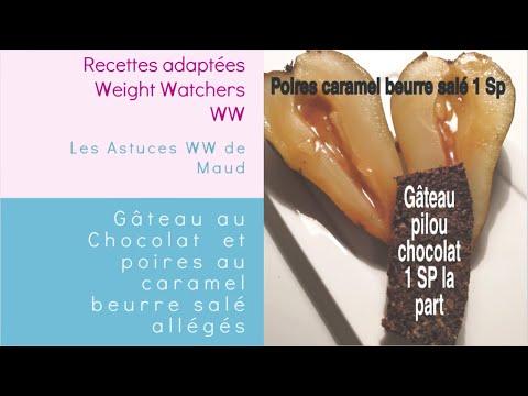 recette-gateau-au-chocolat-light-et-poires-caramel-light-adaptees-au-programme-weight-watchers