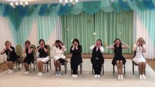 �������� ���� Лучший танец педагогов на выпускном ! ������