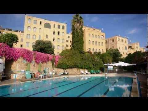 Mount Zion Hotel - Jerusalem, Israel
