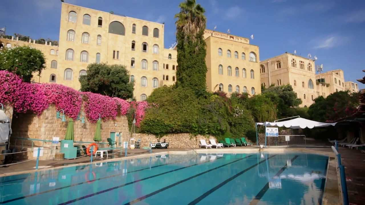 The Plaza Hotel Jerusalem