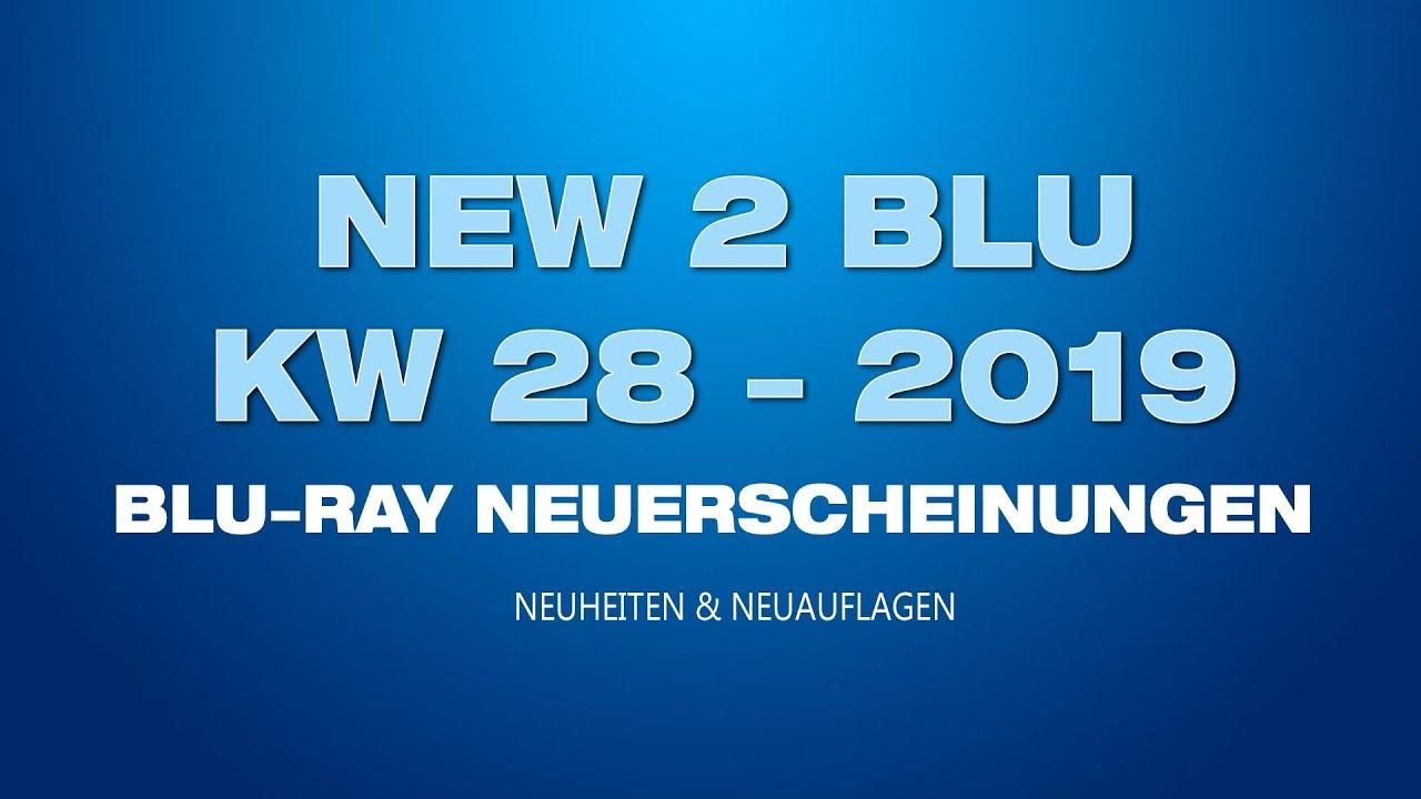 Blu Ray Neuerscheinungen 2019