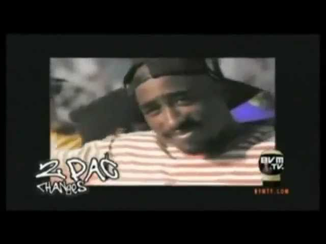 2pac - Changes Original Music Video