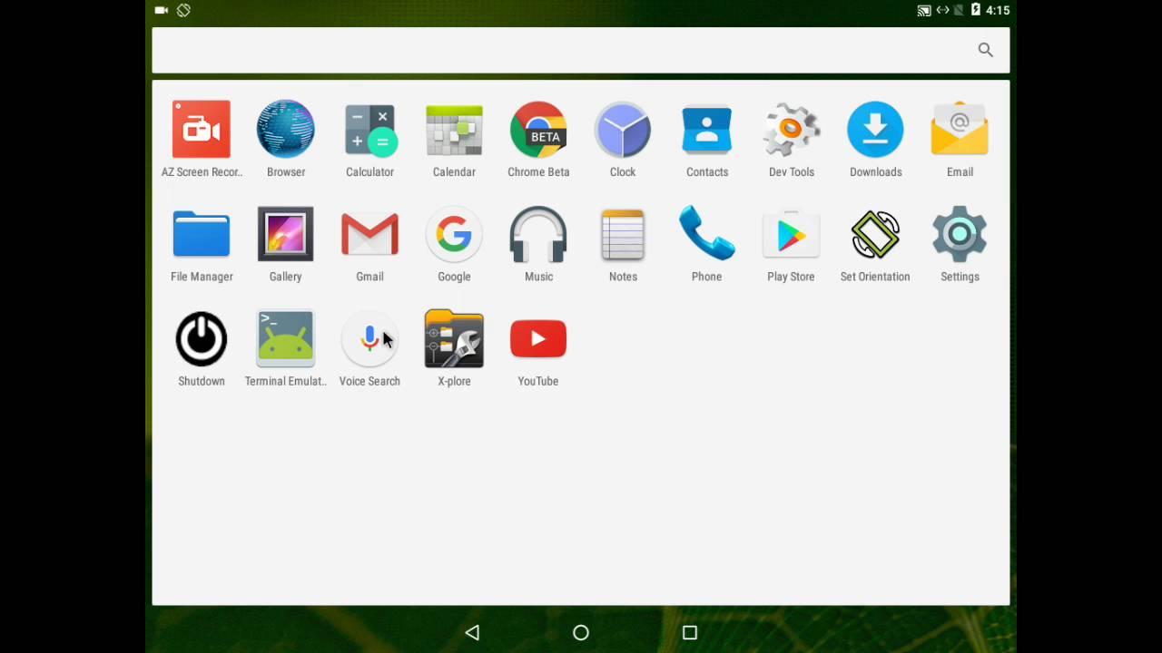 [Android trên PC] Tập 9: Cài đặt Micro để quay phim trên Android x86