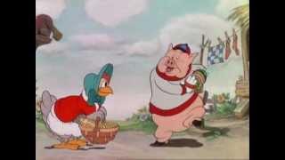 Die kluge kleine Henne 1934