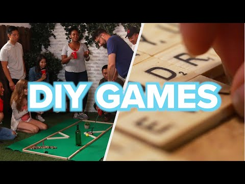 8 Genius DIY Ideas For Game Lovers