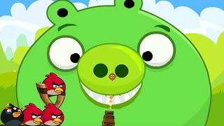 Angry Birds Colection Hacked 1 Skill Game Walkthrough All Levels 1-24