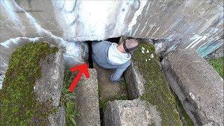 Нашли очень глубокое подземелье под Таллином