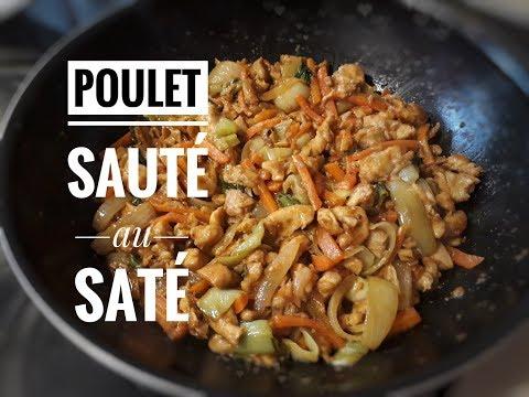 wok-de-poulet-au-satÉ-façon-popote-#recette-asiatique