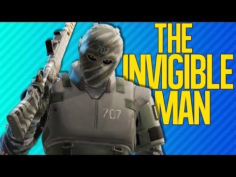 THE INVIGIBLE MAN | Rainbow Six Siege