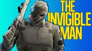 THE INVIGIBLE MAN | Rainbow Six Siege