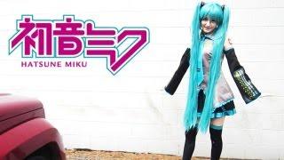 How To Cosplay Miku Hatsune