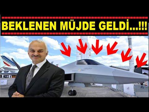 HEYECANLANDIRAN MÜJDE TF-X İÇİN GELDİ...!!!