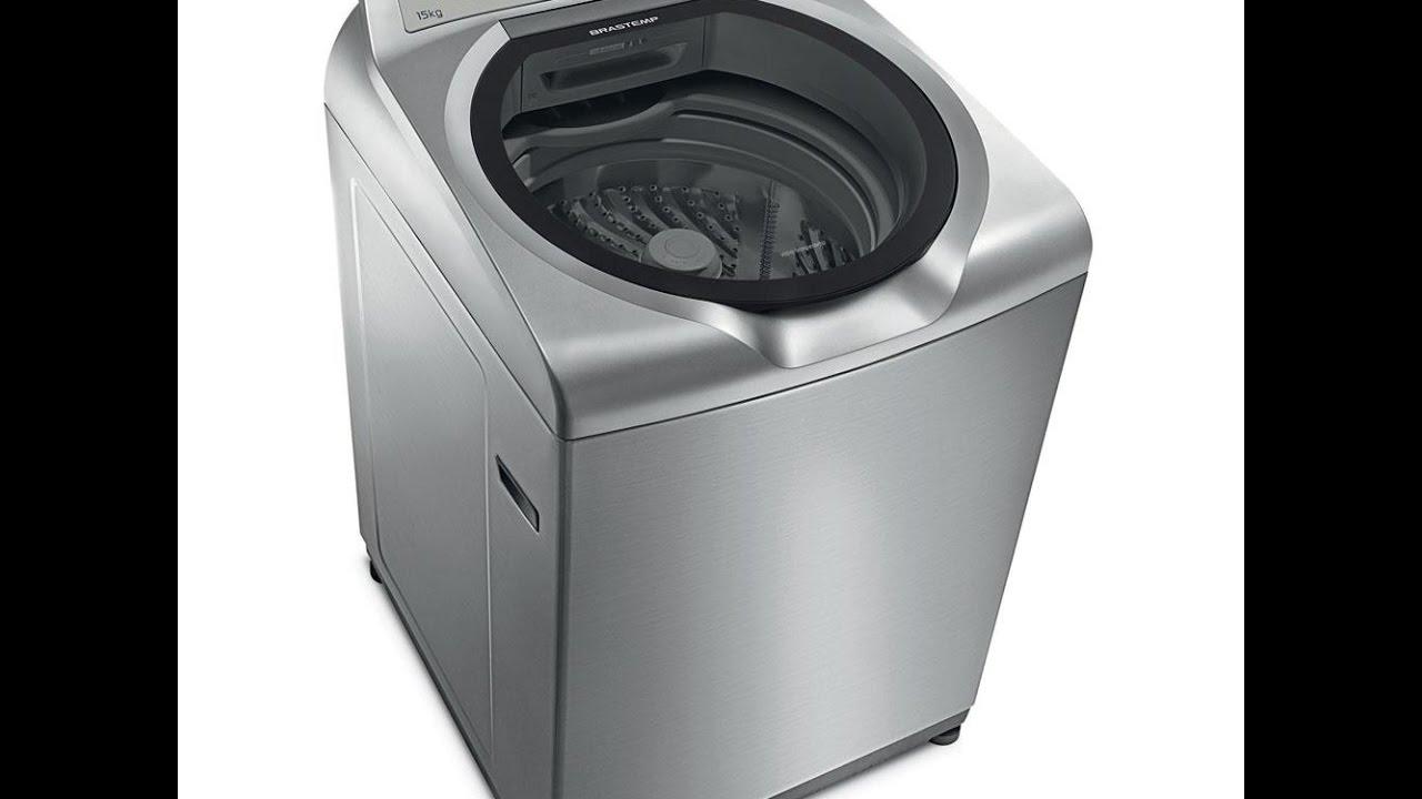Manuais por Máquinas de lavar roupa