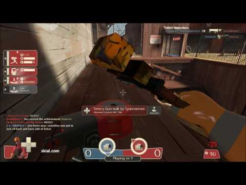 Team Fortress 2: 2Fort Engineer