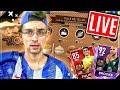 THANKSGIVING EVENT FIFA MOBILE 19! 😱🔥 PacksTrader Livestream