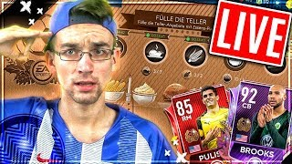 THANKSGIVING EVENT FIFA MOBILE 19! 😱🔥 PacksTrader Livestream