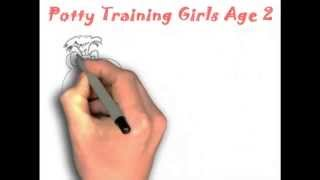 Potty Training Girls Age 2 - 3 Day Potty Training Boys Age2