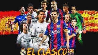 Реал Мадрид -  Барселона 0:4   Видео обзор голов матча 21.11.2015 Real Madrid vs Barcelona(Реал Мадрид - Барселона 0:4 Луис Суарес 11' Неймар 39' Андрес Иньеста 53' Луис Суарес 74' .................................................., 2015-12-06T12:40:27.000Z)