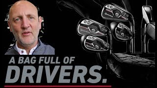 TaylorMade M CGB Irons tested - Average Golfer