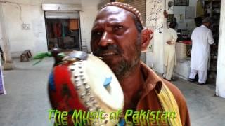 Sain - Pakistani Folk Singer - Street Artist