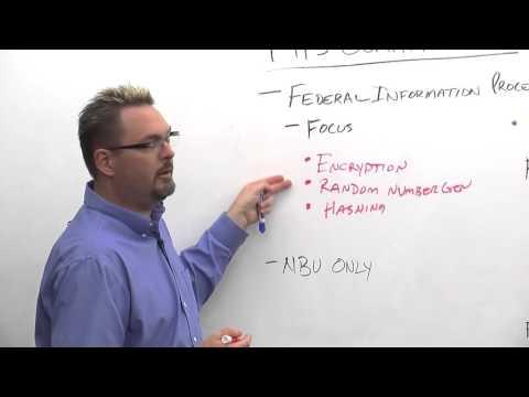 NBU Security Options: FIPS Certification