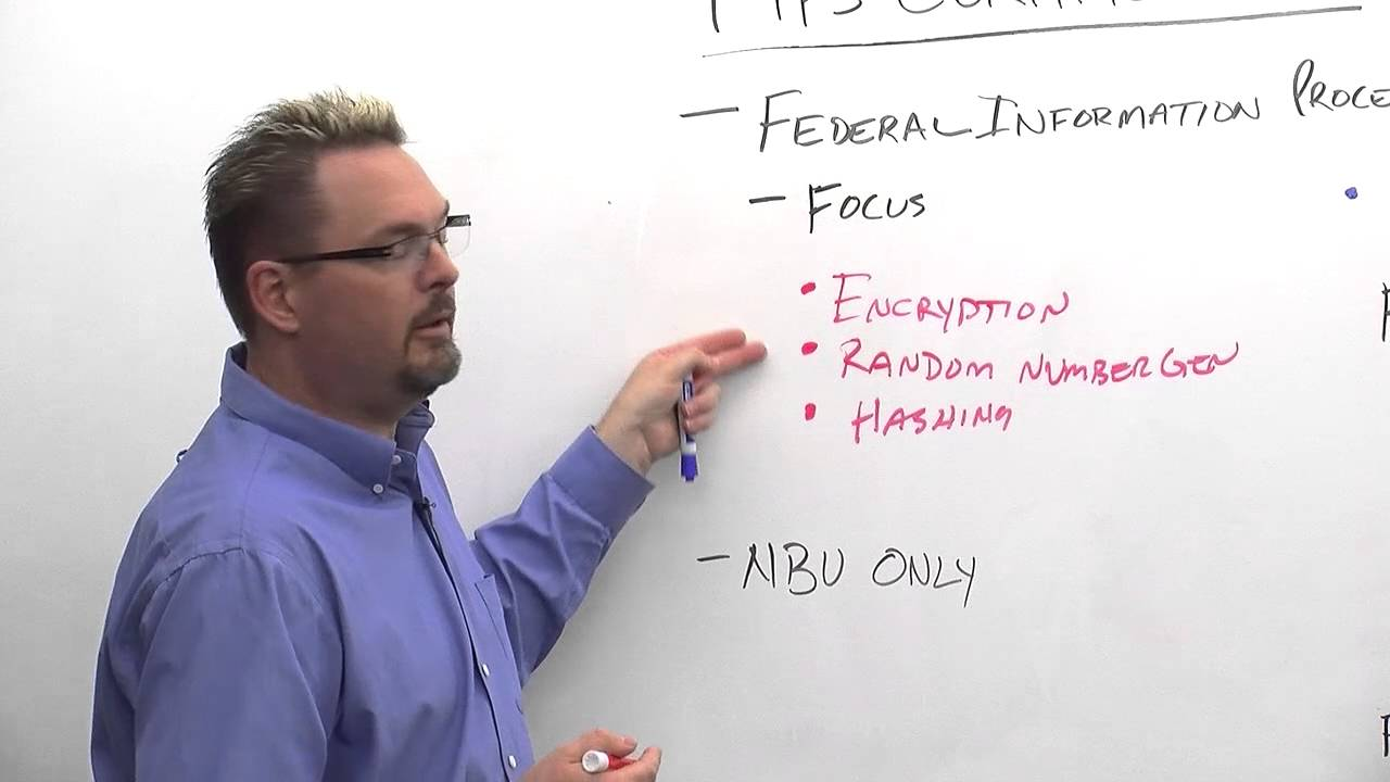 Nbu Security Options Fips Certification Youtube