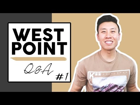 HOW TO GET INTO WEST POINT! | ThomasVlogs